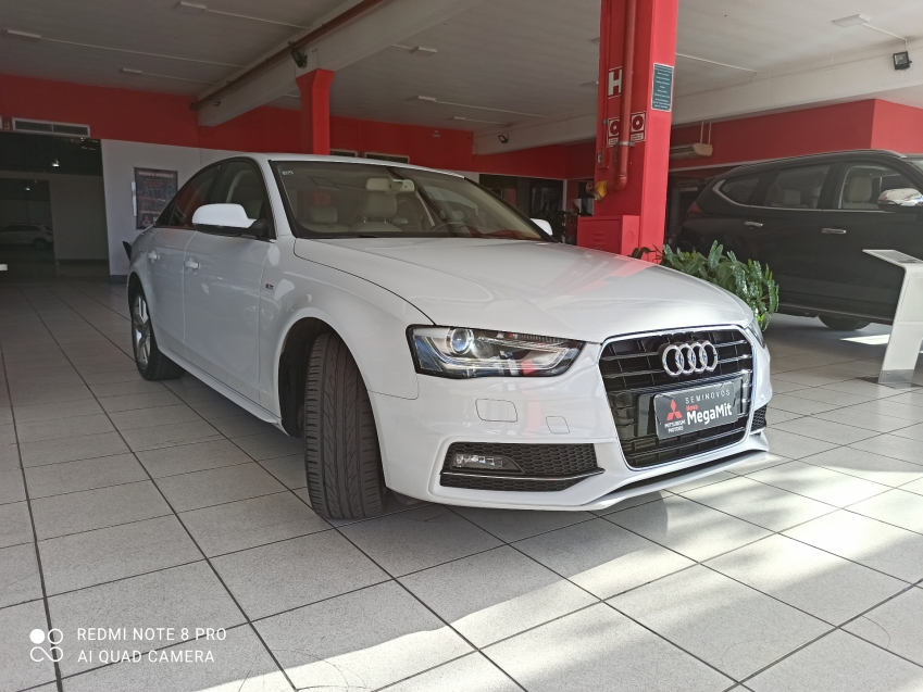 Image Audi A4 Gasolina 4p Automatico 2016