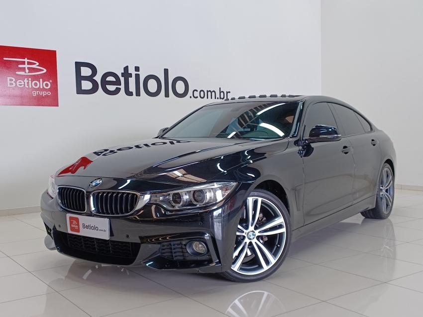Seminovos certificados BMW 430I 2.0 16V GASOLINA GRAN COUPE M SPORT AUTOMATICO