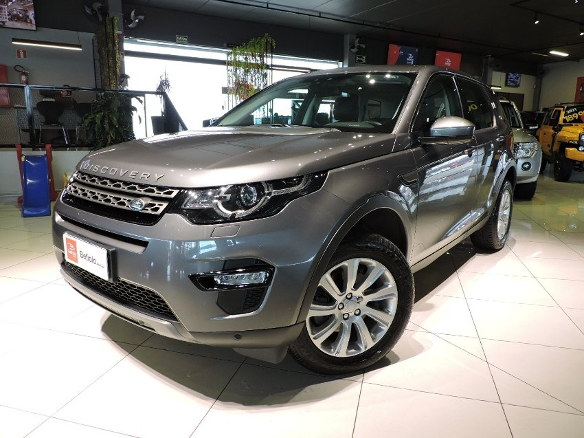 Land rover discovery sport td 4 se 2.0 4x4 diesel 2017 4p automatico