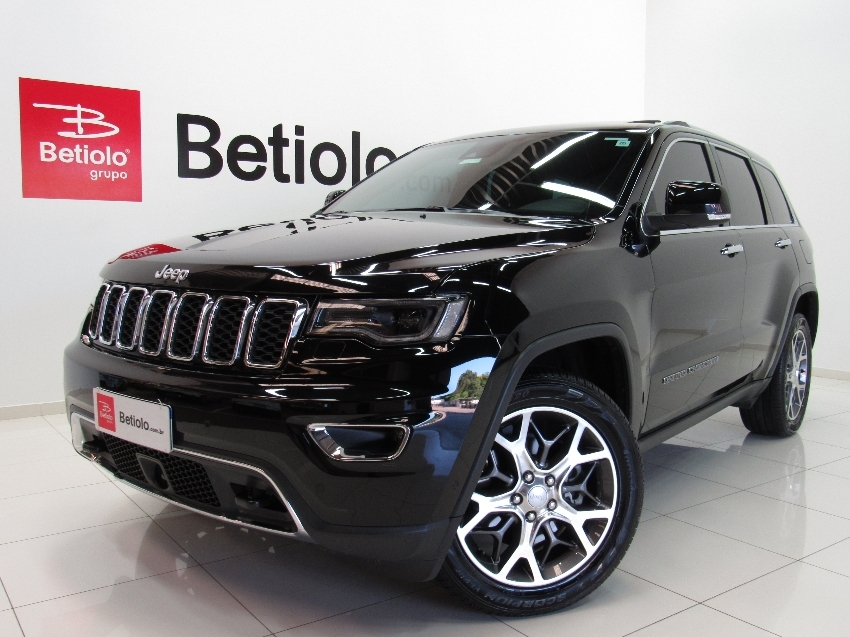 Jeep grand cherokee limited at8 3.0 v6 turbo 4x4 2020 diesel 4p automatico