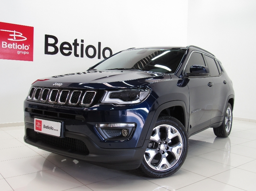 Jeep compass longitude at6 2.0 4x2 2020 flex 4p automatico