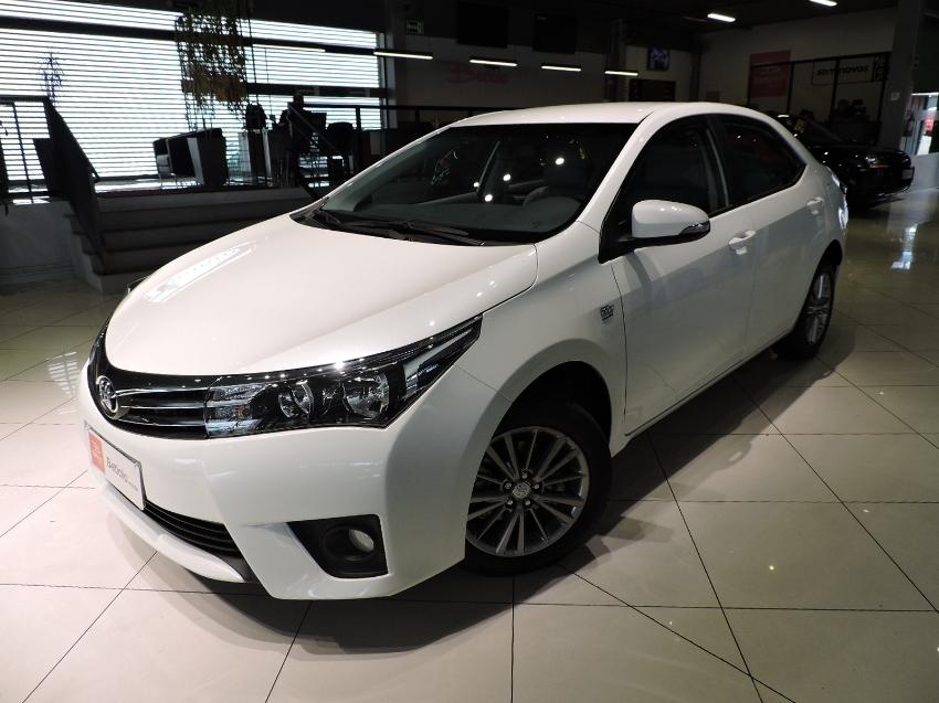 Toyota corolla xei 2.0 2016 flex 4p automatico