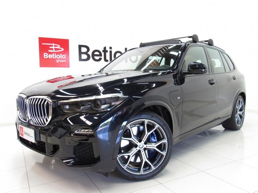 Bmw x5 xdrive 45e 3.0 m-sport hibrido 2021 gasolina 4p automatico