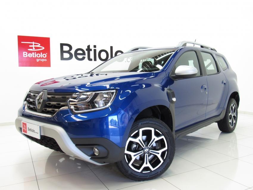 Renault duster iconic 1.6 cvt 2021 flex 4p automatico