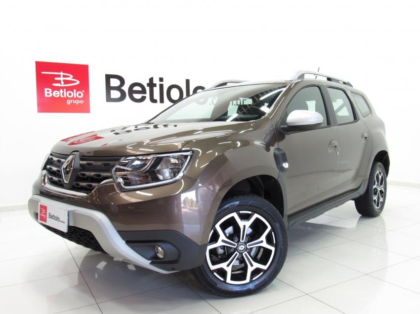 Renault duster iconic cvt 2021 flex 4p automatico
