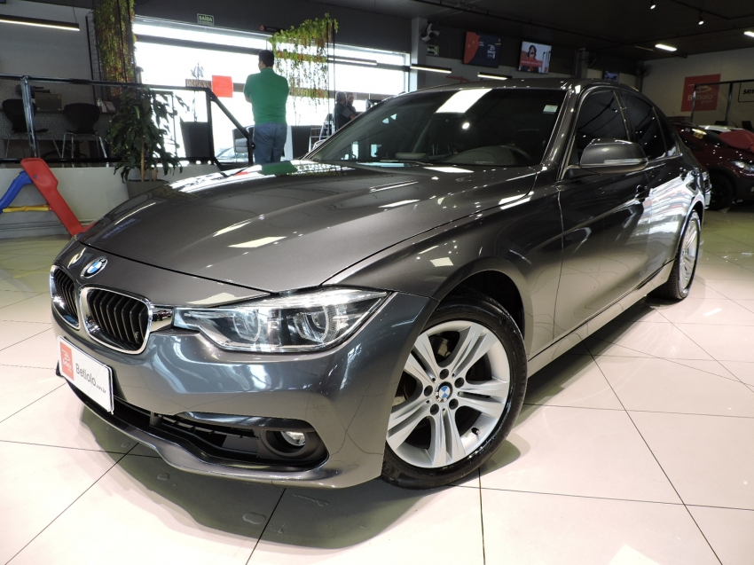 Bmw 320i 2.0 active flex 2016 4p automatico