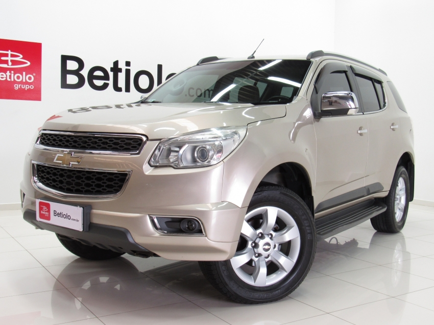 trailblazer 2.8 ltz 4x4 16v turbo diesel 4p automatico 2013 caxias do sul