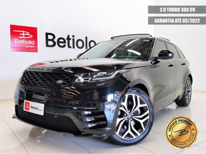 Land rover range velar r-dynamic se 2.0 4x4 2019 gasolina 4p automatico