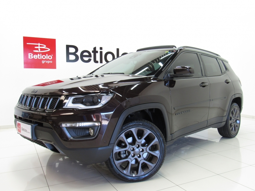 Jeep compass serie s at 4x4 2.0 turbo 2020 diesel 4p automatico