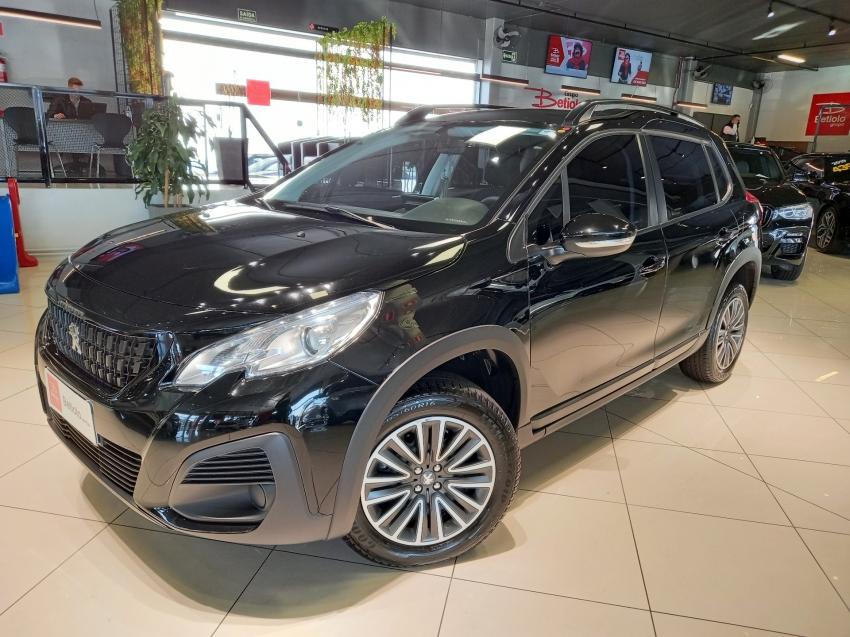 Peugeot 2008 allure 1.6 16v at flexstart 2020 flex 4p automatico