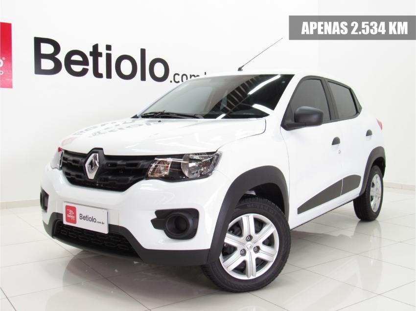 Renault kwid intense 1.0 12v sce 2021 flex 4p manual