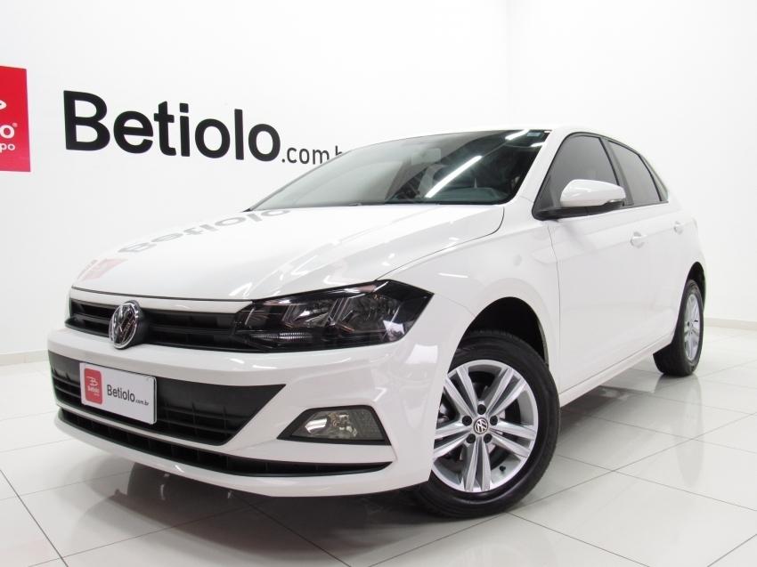 Volkswagen polo 1.6 msi 16v 2020 flex 4p manual