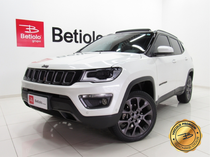 Jeep compass serie s at 4x4 2.0 turbo 2021 diesel 4p automatico