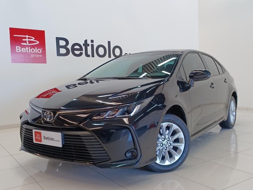 Toyota corolla gli 2.0 flex 2021 4p automatico