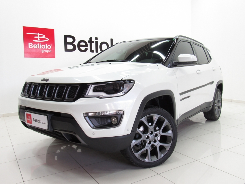 Jeep compass serie s at 4x4 2.0 turbo diesel 2019 4p automatico