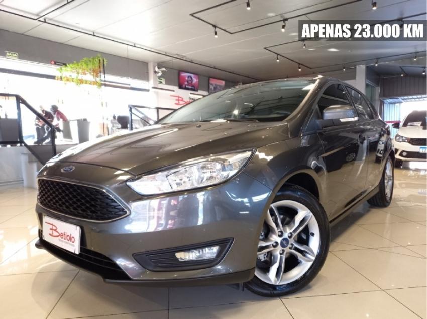 Ford focus se 1.6 hc flex 4p manual 2019