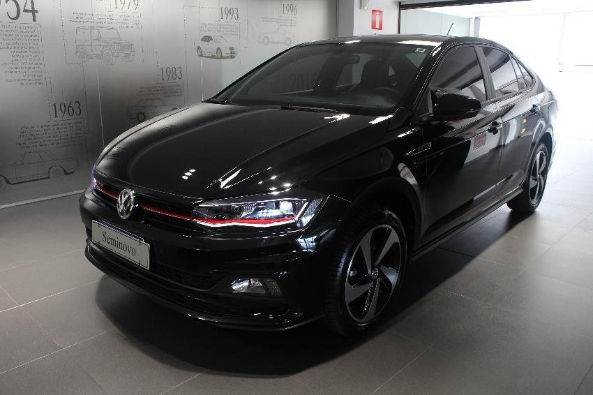 Volkswagen Virtus Gts Ae Gasolina 4p Automatico 2020