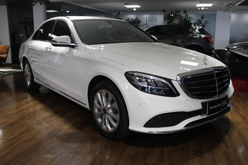Mercedes C 180 Exclusive Flex 4p Automatico 2019