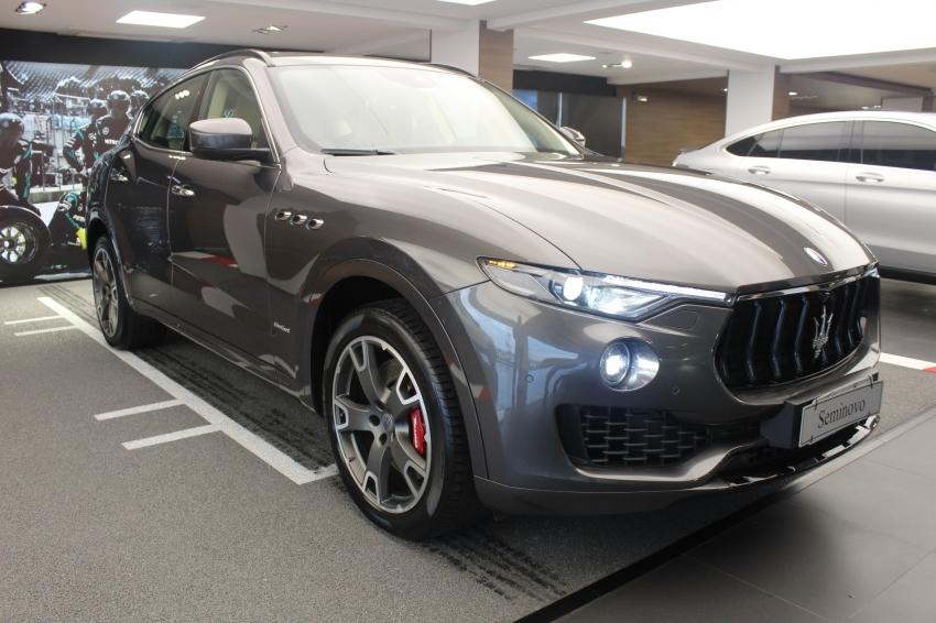 Maserati Levante Sport Gasolina 1p Automatico 2018