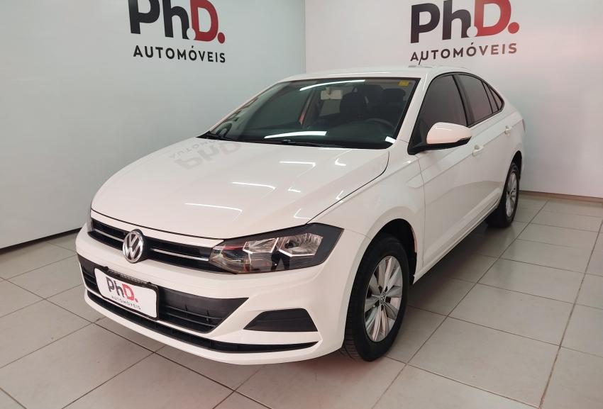 Volkswagen virtus 1.6 flex 4p automatico 2020