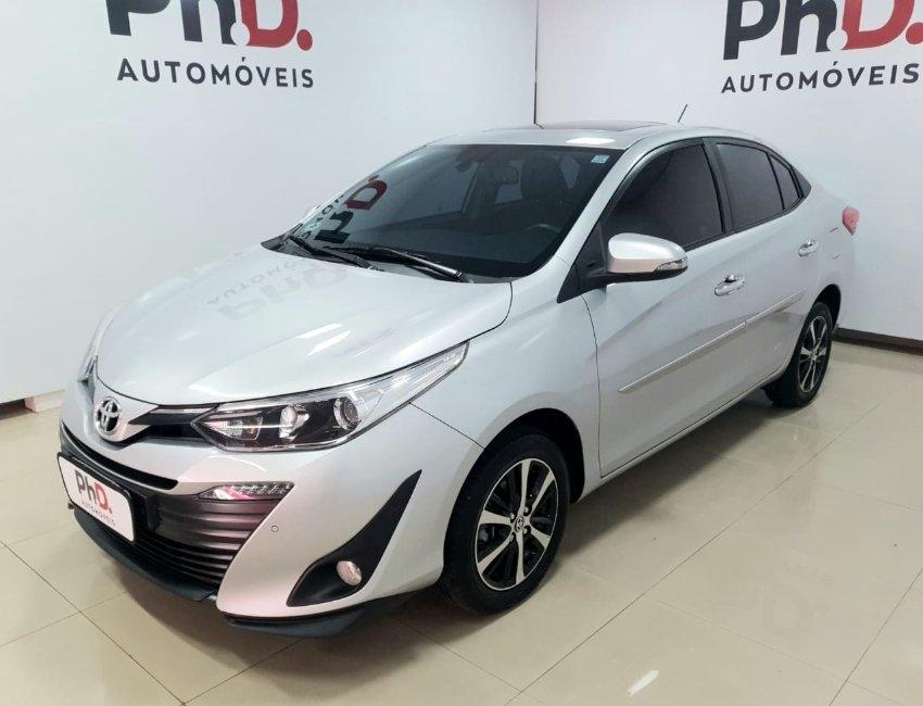 Toyota yaris sd xls flex 4p automatico 2019