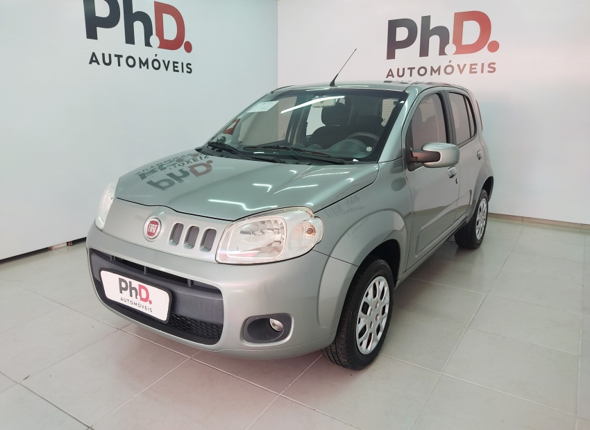 Fiat uno vivace 1.0 flex 4p manual 2014