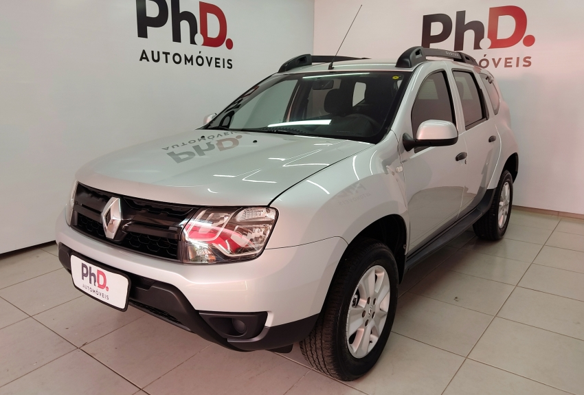 Renault duster expression 1.6 flex 4p manual 2020