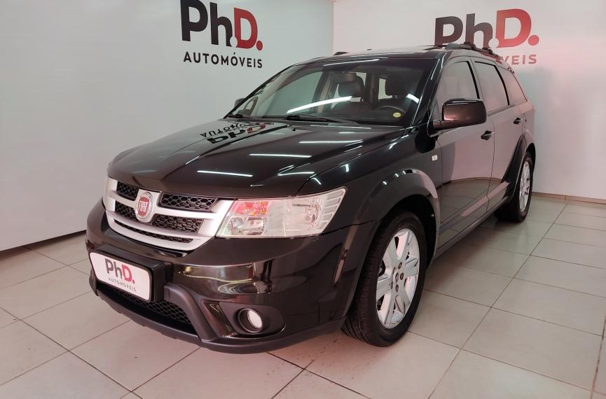 Fiat freemont precisio 2.4 gasolina 4p automatico 2014