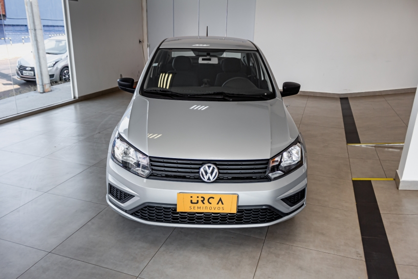 Volkswagen voyage 1.6 msi totalflex 4p manual flex 2020