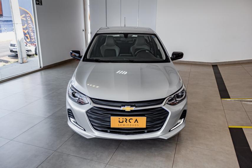 Chevrolet onix 1.0 turbo flex plus premier automatico 4p 2020