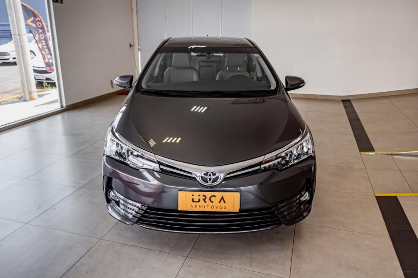 Toyota corolla 2.0 xei 16v flex 4p automatico 2018