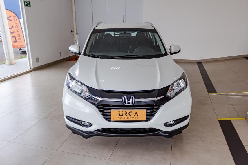 Honda hr-v 1.8 16v flex exl 4p automatico 2018