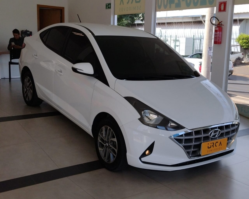 Hyundai hb20s 1.0 12v evolution manual 8.0 flex 4p 2020