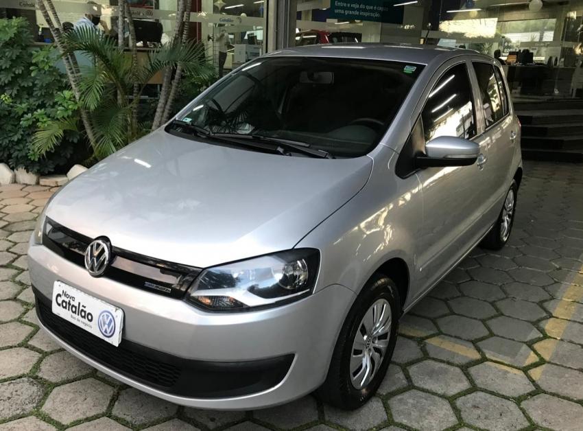 Image Volkswagen Fox 1.0 Bluem. Gii Flex 4p Manual 2014