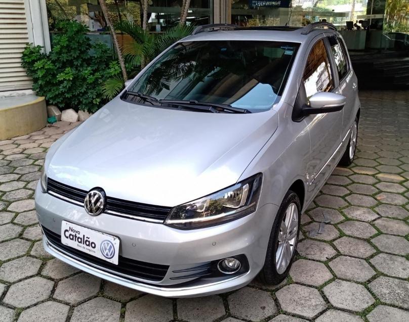 Image Volkswagen Fox 5z58s60 Highline 1.6 Imotion Flex 2p Semiautomatico 2017