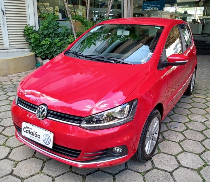 Image Volkswagen Fox 5z5ke40 Connect 1.6 Flex 4p Manual 2020