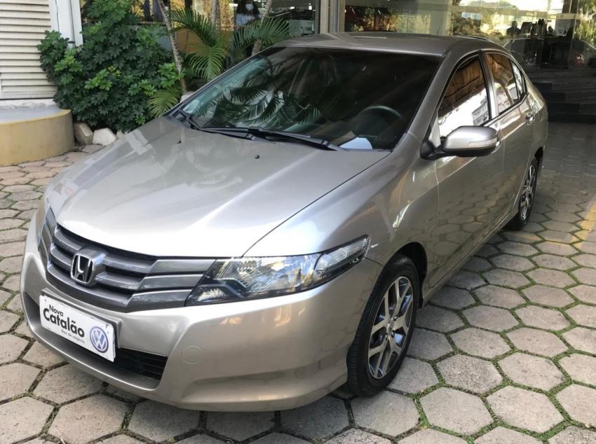 Image Honda City Ex Flex 1.5 4p Automatico 2011