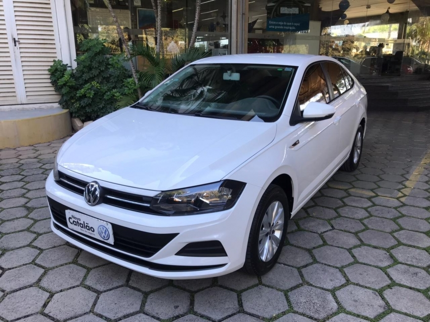 Image Volkswagen Virtus 1.6 Msi Flex 16v 5p 4p Manual 2019