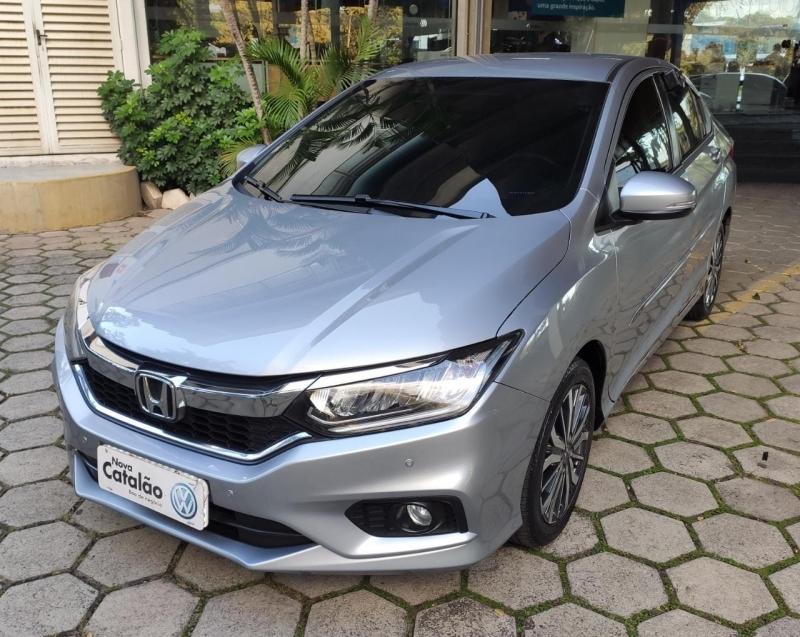 Image Honda City Exl Cvt 1.5 Flex 4p Automatico 2020