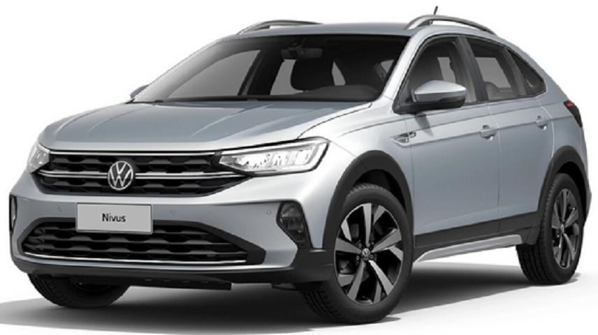 Image Volkswagen Nivus Highline Flex 4p Automatico 2021