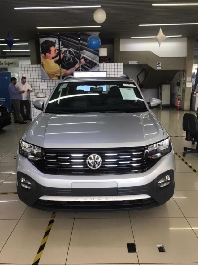 Image Volkswagen T-Cross T Cross Comfortline Tsi 1.0 Flex 4p Automatico 2021