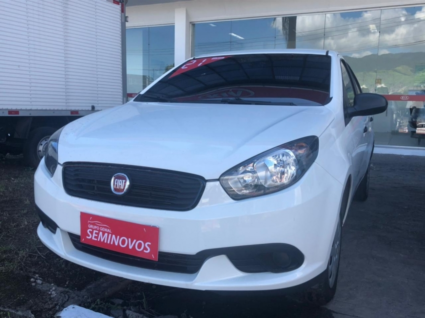 Image Fiat Grand Siena 1.4 Flex 4p Manual 2021