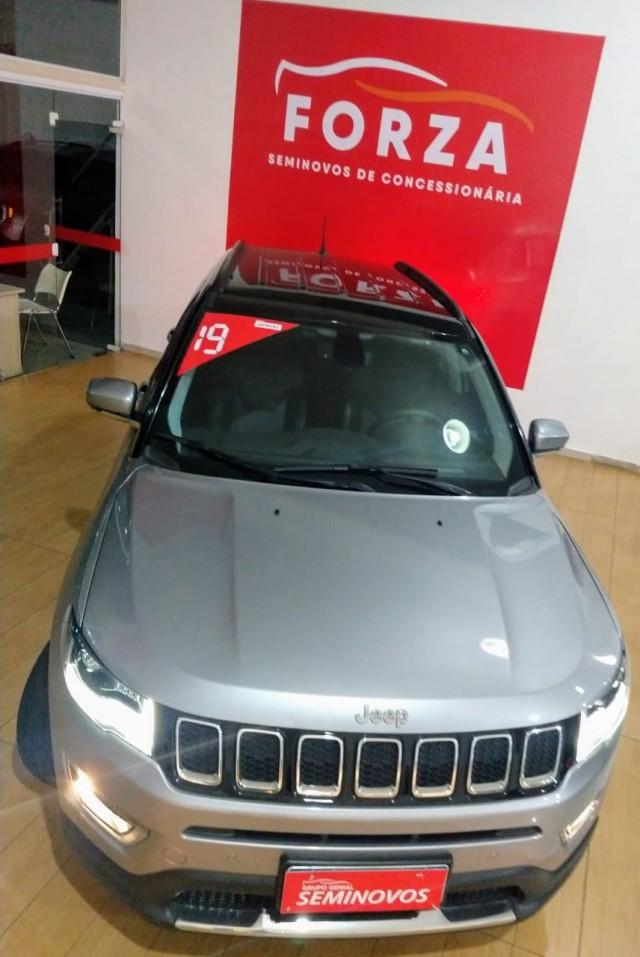 Image Jeep Compass Limited Flex 1.0 4p Automatico 2019