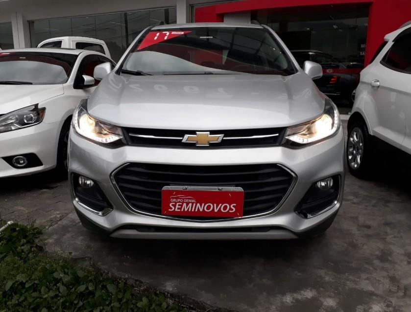 Image Chevrolet Tracker Ltz 1.4t 1.4 Flex 4p Automatico 2017