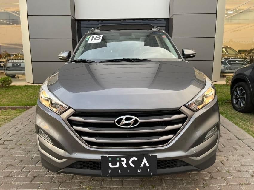 Hyundai tucson gls 1.6 gasolina 4p automatico 2018