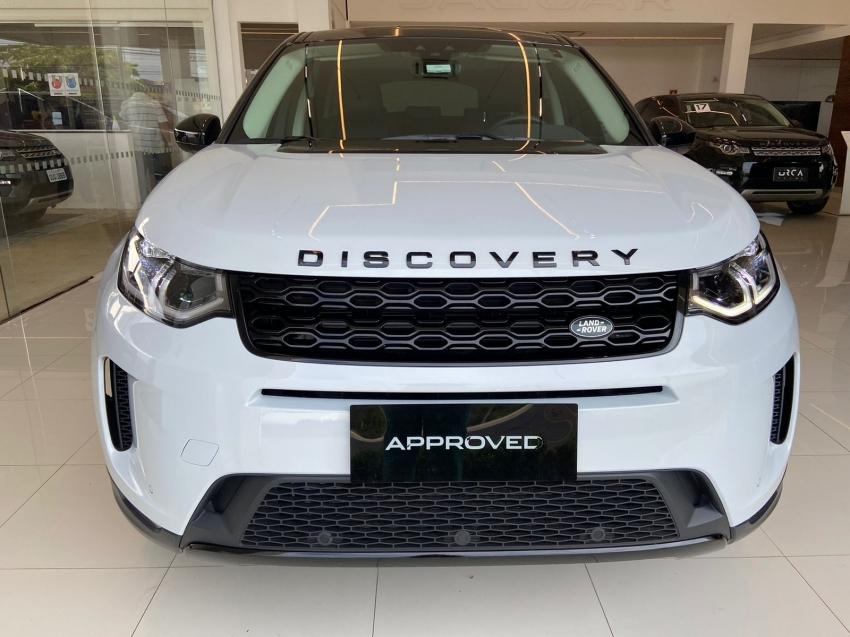 Land rover discovery sport s flex 7 lugares 5p automatico 2020