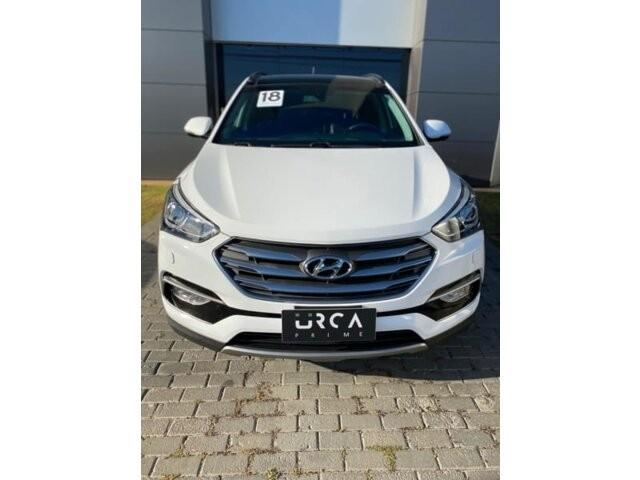 Hyundai santa fe 3.3l v6 7l 4wd gasolina 4p automatico 2018