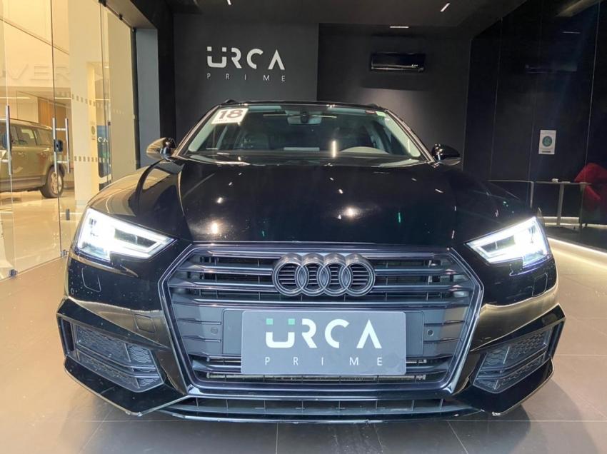 Audi a4 avant limited edition gasolina 5p automatico 2018