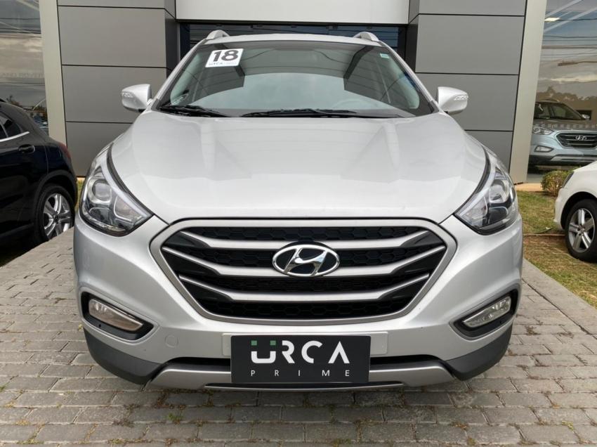 Hyundai ix35 gl flex 5p automatico 2018