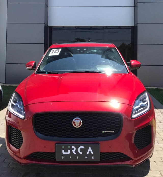 Jaguar e-pace s r-dynamic gasolina 5p automatico 2018